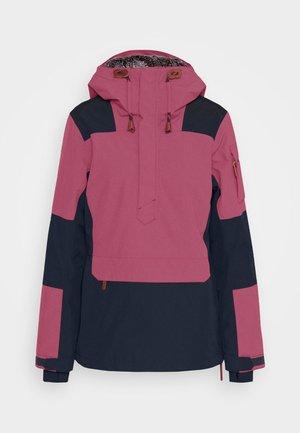 CLAIRTON - Ski jacket - burgundy