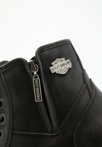 Harley Davidson - MAINE - Cowboy/biker ankle boot - black - 5