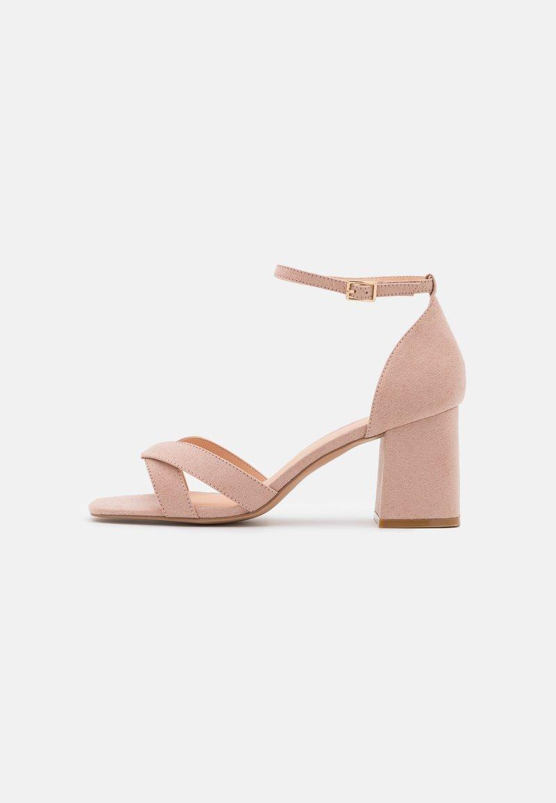 Even&Odd Wide Fit - Sandalias - light pink