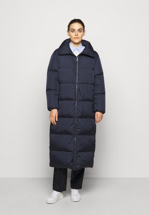 CHOW - Down coat - blu scuro