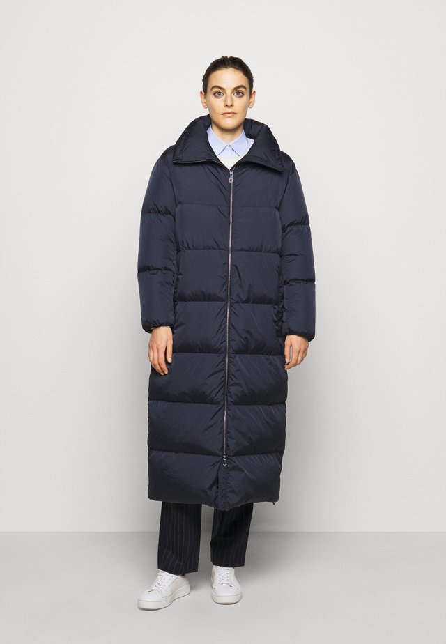 CHOW - Down coat - blu scuro