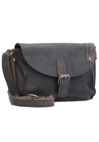 Greenburry - VINTAGE REVIVAL LEDER - Across body bag - braun - 2
