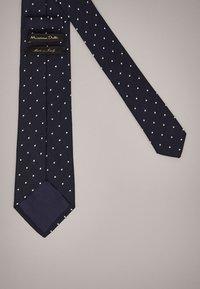 Massimo Dutti - Tie - black - 3