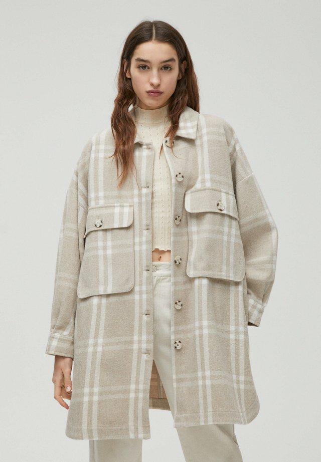 Korte frakker - nude