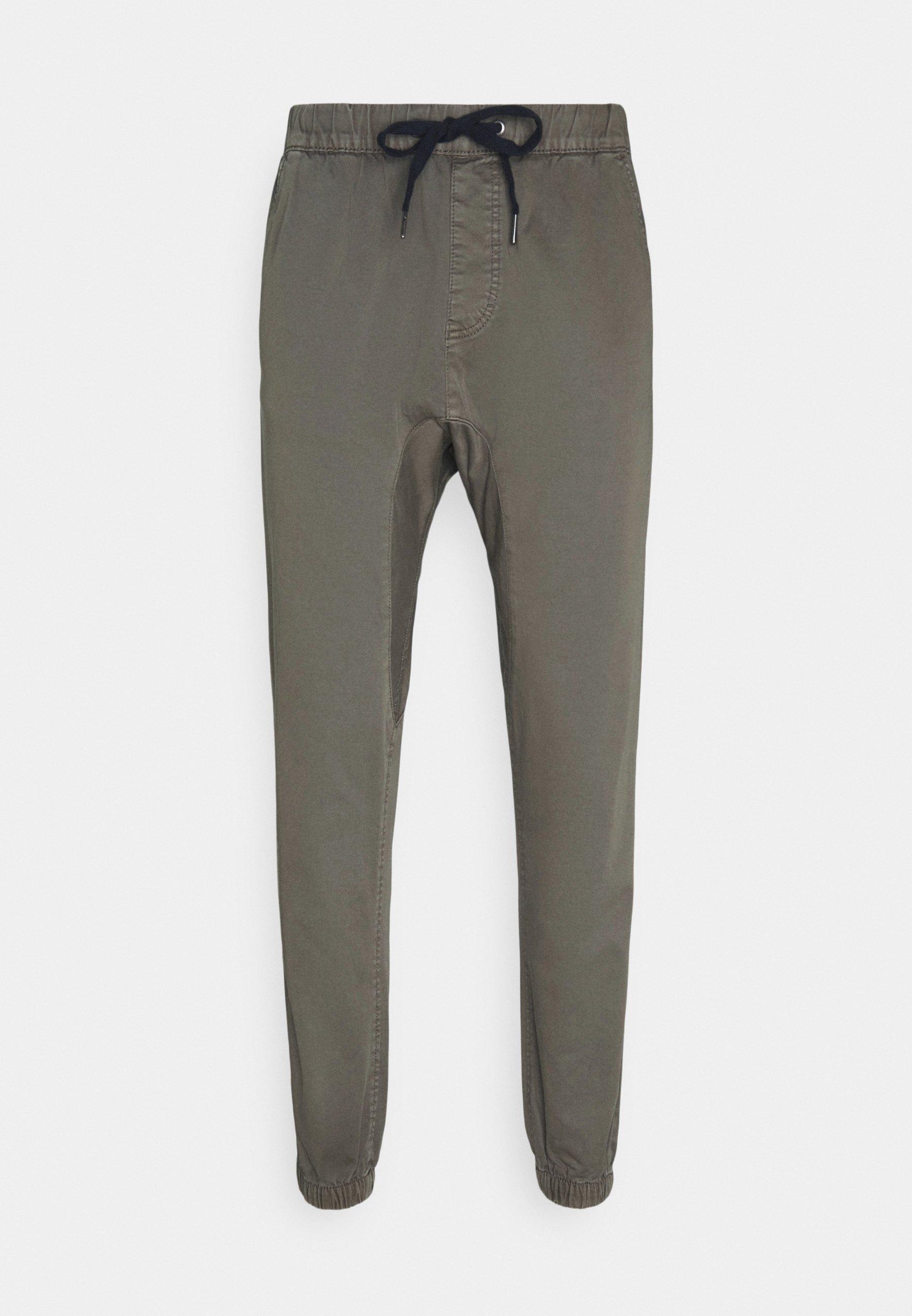 Men DRAKE CUFFED PANT - Trousers