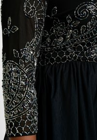Lace & Beads Curvy - BONITA MIDI - Occasion wear - black - 6