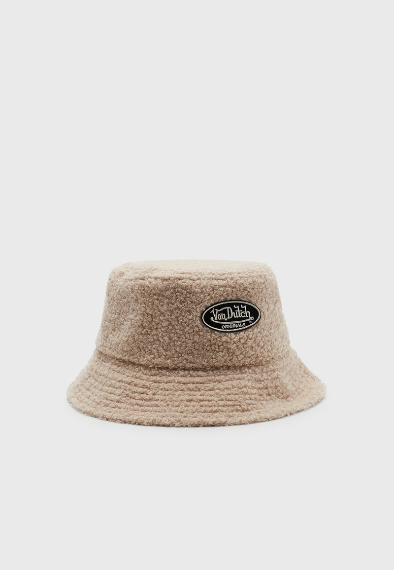 Von Dutch - BUCKET UNISEX - Hat - beige