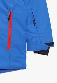CMP - BOY JACKET FIX HOOD - Ski jacket - royal - 3