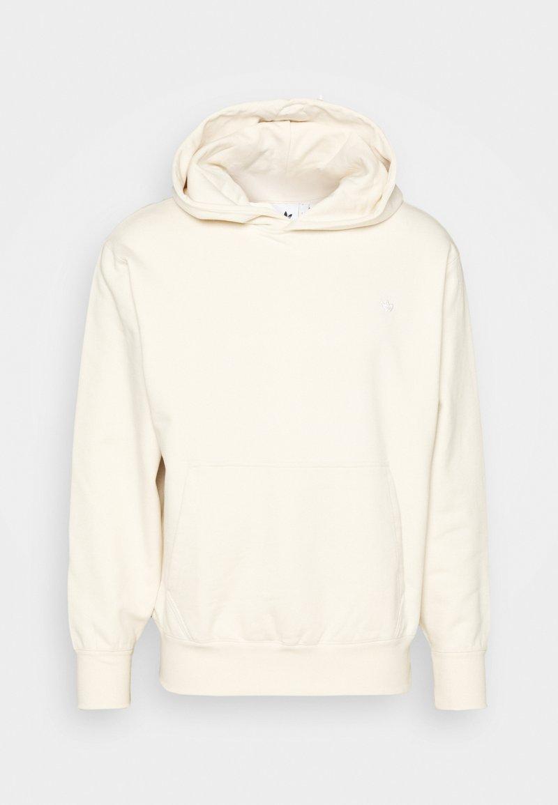 adidas Originals - PREMIUM HOODY UNISEX - Collegepaita - off white