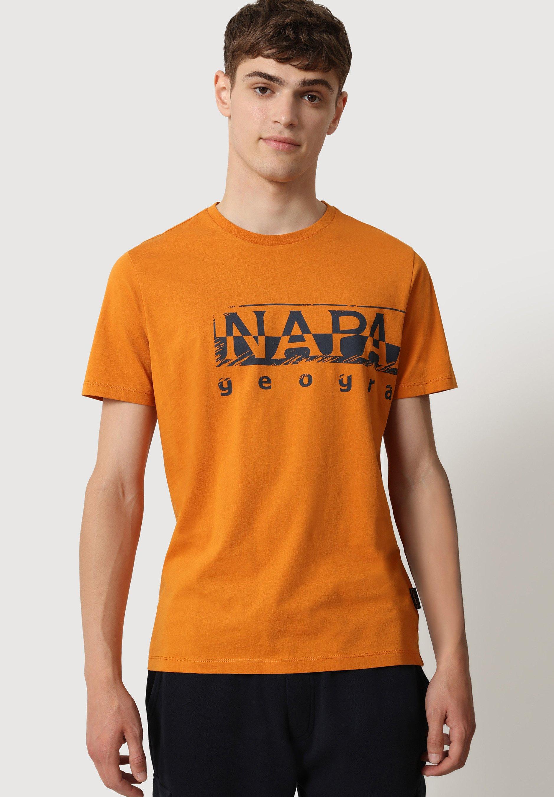 Homme SILEI - T-shirt imprimé