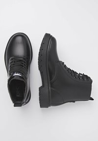 British Knights - Lace-up ankle boots - black - 2