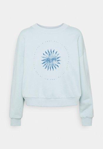 EVERYDAY YOURS - Sweatshirt - vista blue