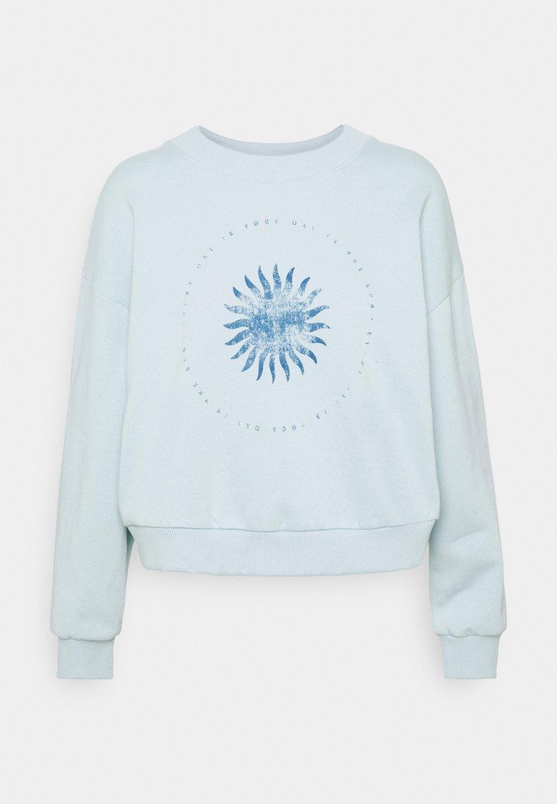 Billabong - EVERYDAY YOURS - Sweatshirt - vista blue