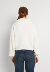 Gina Tricot - LESLIE - Jumper - warm white - 2