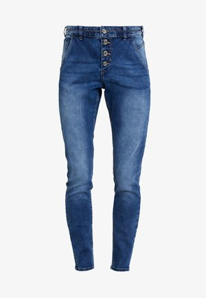 SAMMY BAIILY - Džíny Slim Fit - rich blue denim