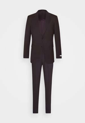 JARL - Suit - burgundy