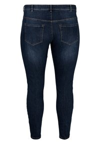 Zizzi - AMY  - Slim fit jeans - blue - 2