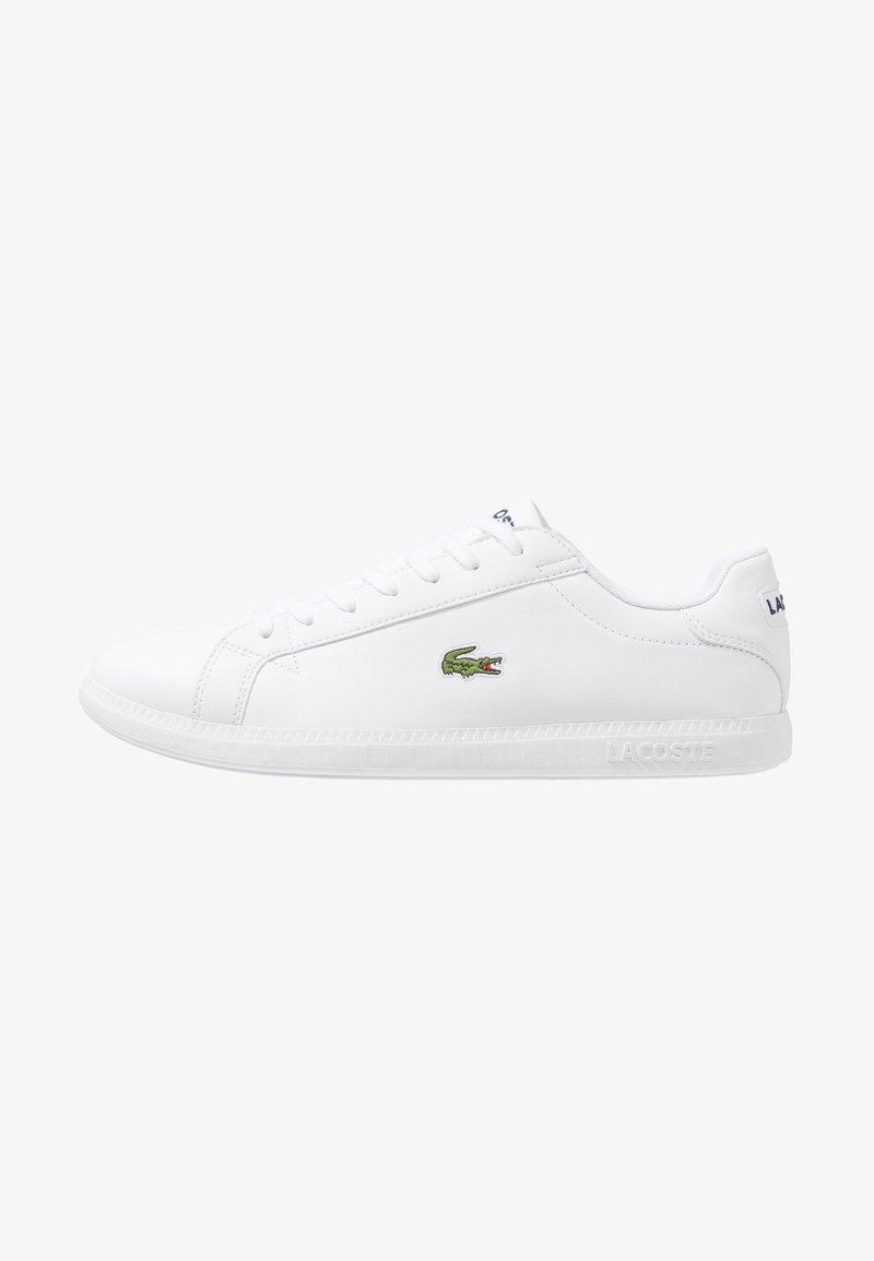 Lacoste - GRADUATE - Sneakersy niskie - white