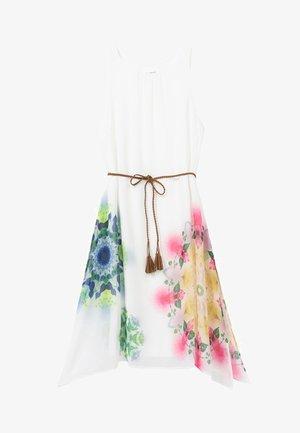 VEST SHEN - Day dress - white