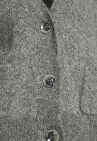 Opus - DOMANI - Cardigan - easy grey - 5