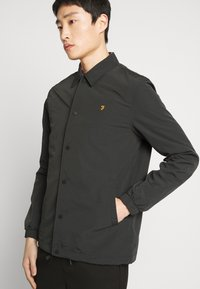 Farah - HANSA COACH - Summer jacket - deep black - 5