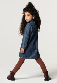 Noppies - Denim dress - medium blue denim - 1