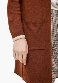s.Oliver - Cardigan - brown melange - 4
