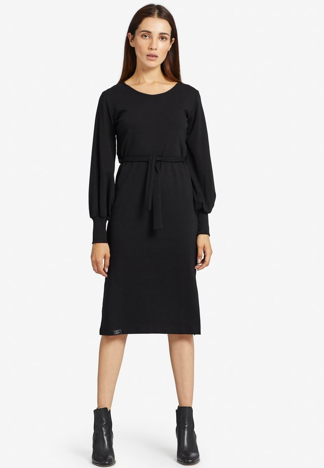 ROSEWERTA - Day dress - black