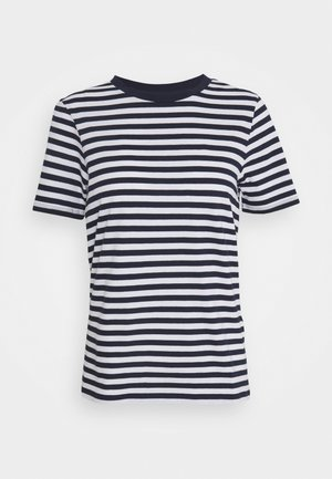 T-shirts print - dark blue
