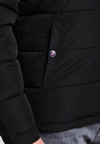 HARRINGTON - BIKER - Veste d'hiver - noir - 4