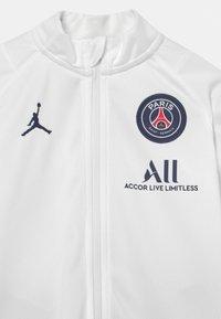 Nike Performance - PARIS ST. GERMAIN SET UNISEX - Club wear - white/midnight navy - 3
