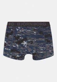 Björn Borg - DIGITAL WOODLAND SAMMY 2 PACK - Pants - mood indigo - 1