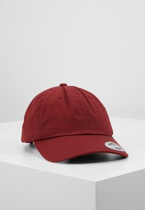 LOW PROFILE - Kšiltovka - red