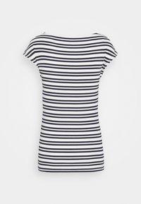 Gap Tall - BATEAU STRIPE - Print T-shirt - navy - 6
