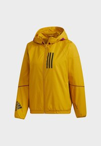 adidas Performance - ADIDAS W.N.D. WARM JACKET - Outdoorjacke - gold - 11