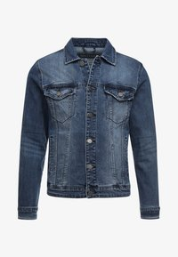 Only & Sons - ONSCOIN  - Džínová bunda - blue denim - 4