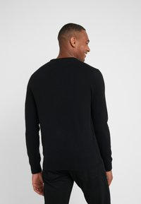 Polo Ralph Lauren - LORYELLE  - Jumper - black/gold - 2