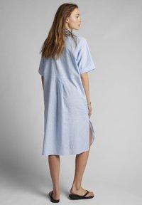 Nümph - Shirt dress - airy blue - 1