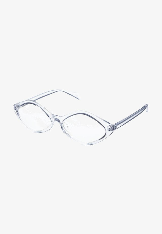 PUK BLUE LIGHT GLASSES - Lunettes de soleil - clear