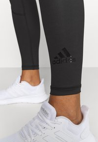 adidas Performance - Leggings - black - 4
