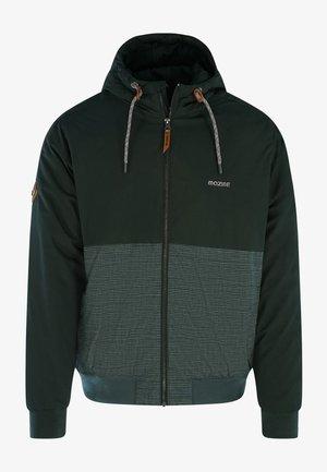 Light jacket - forest striped