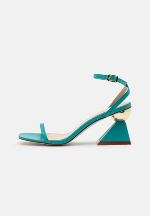 AVELYN - Sandalen - teal