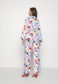 Never Fully Dressed - FREYA PRINT TROUSER - Trousers - multi - 2