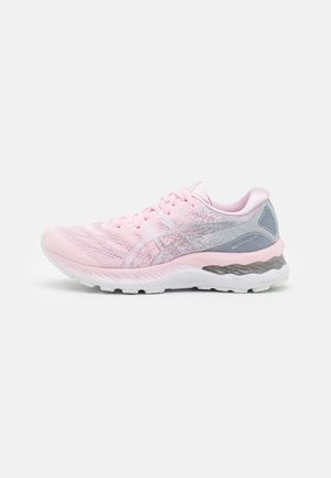 GEL NIMBUS 23 - Chaussures de running neutres - pink salt/pure silver