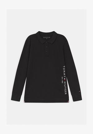 ESSENTIAL ESTABLISHED  - Polo - black