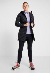 Columbia - GLACIAL 1/2 ZIP - Fleece jumper - dusty iris/twilight - 1