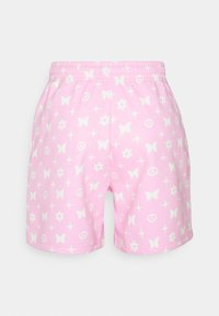 NEW girl ORDER - BUTTERFLY MONOGRAM  - Shorts - pink - 1