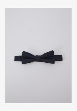 OXFORD SOLID BOW TIE - Motýlek - midnight