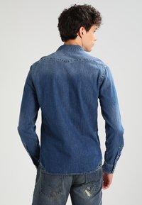 Lee - WESTERN SLIM FIT - Chemise - blue stance - 2