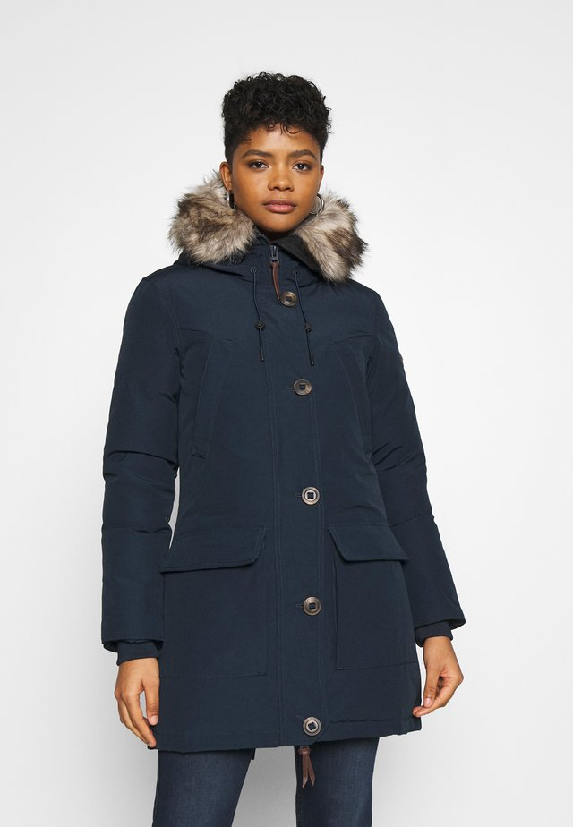 ROOKIE - Cappotto invernale - navy